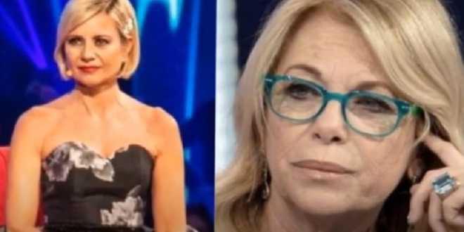 """GF Vip 5, Rita Dalla Chiesa avverte Antonella Elia: """"Rischia di rovinarsi la carriera"""""""
