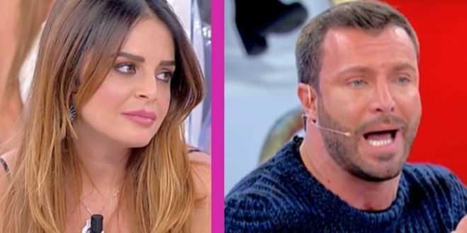 """Uomini e Donne, Roberta Di Padua accusa Michele Dentice: """"Ha preso in giro tutti"""""""