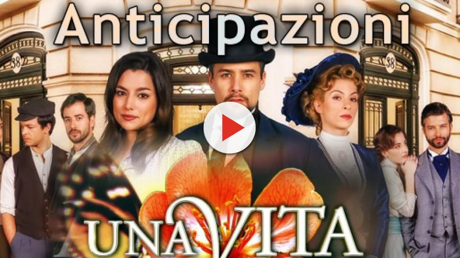 Anticipazioni Una Vita, puntate italiane: Samuel vuole l'eredità di Lucia