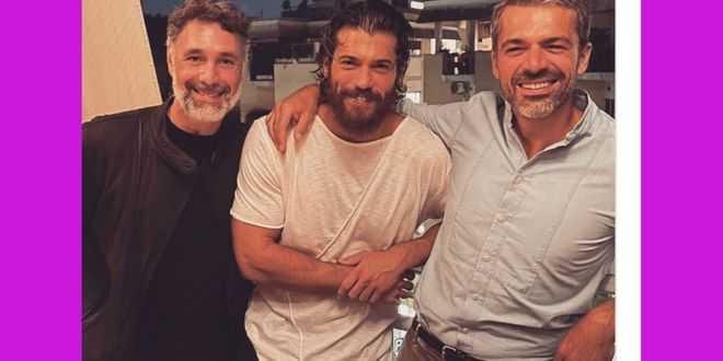 Sandokan, Can Yaman e Luca Argentero ai ferri corti? Una foto rivela la verità