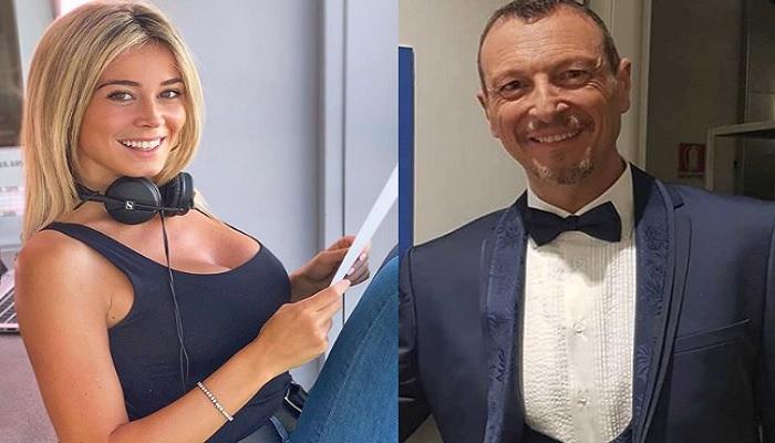 Sanremo 2020, Diletta Leotta affiancherà Amadeus alla conduzione?