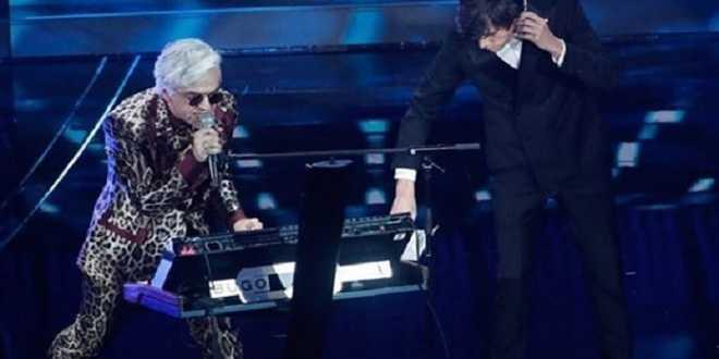 Sanremo 2020, Morgan contro Bugo: il cantante è furioso, caos sul palco