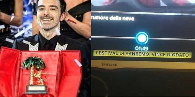 Sanremo 2020, Sky svela il vincitore trenta minuti prima: rissa in sala stampa