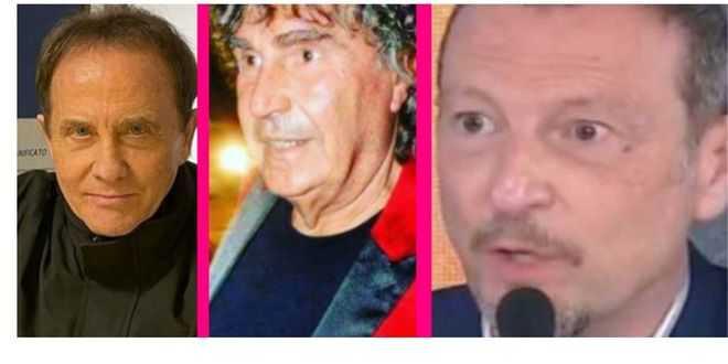"""Sanremo 2021, Roby Facchinetti contro Amadeus: """"Non si dimentica Stefano D'Orazio"""""""