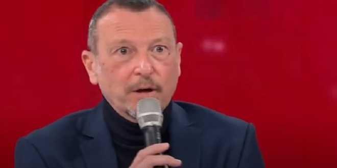 Sanremo 2021 senza pubblico: Amadeus richiede una riunione straordinaria