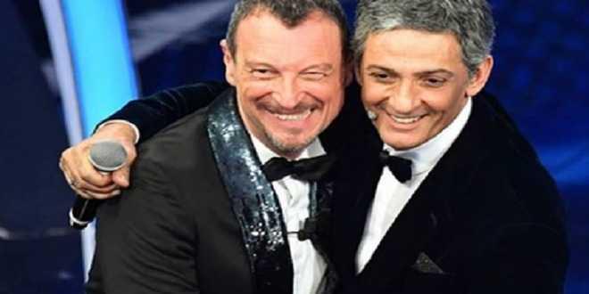 """Sanremo 2021, Amadeus applica la censura: """"Nessuna canzone parlerà di Covid"""""""