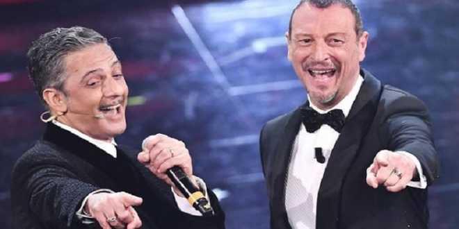 """Sanremo 2022, Amadeus conferma Fiorello: """"Mio fratello ci sarà"""""""