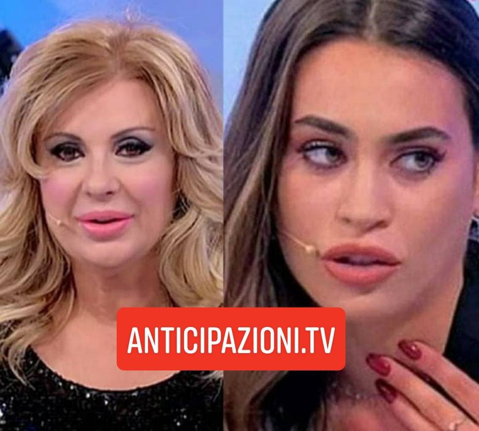 Uomini e Donne anticipazioni, scoppia la lite tra Tina Cipollari e Veronica Burchielli