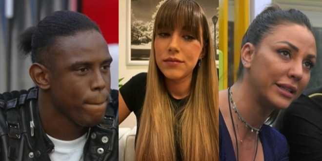 """GF Vip 5, Selvaggia Roma sbotta contro la fidanzata di Enock Barwuah: """"Sei cornuta!"""""""