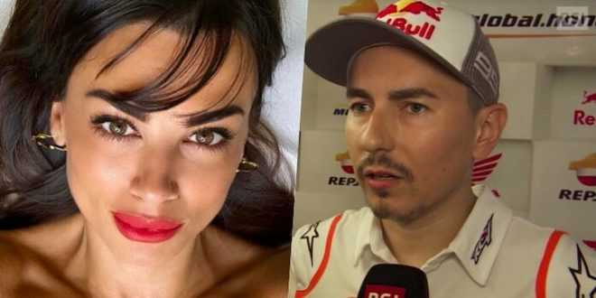 Serena Enardu fidanzata col pilota Jorge Lorenzo? Lei racconta la verità