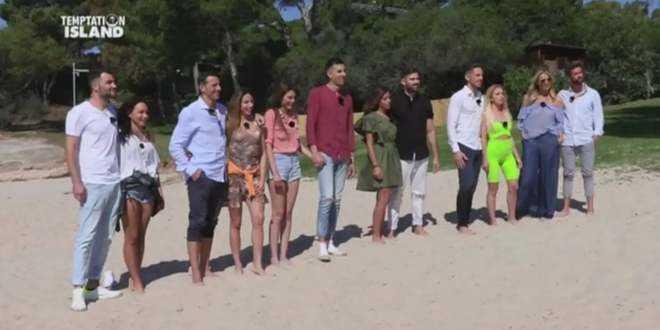 Temptation Island, si è lasciata un'altra storica coppia del programma