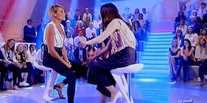 "Simona Ventura shock a Verissimo: ""Stefano mi tradiva, io sapevo e stavo zitta"""