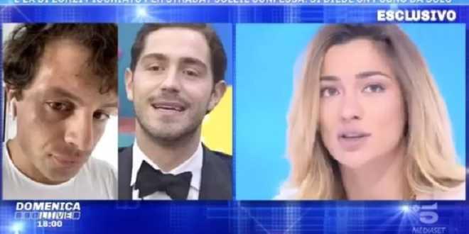 """GF Vip 5, Soleil Sorge conferma: """"L'ex di Tommaso voleva inscenare un'aggressione"""""""