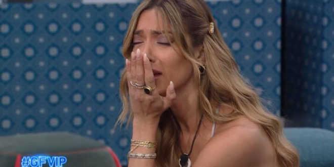 Gf Vip, Soleil Sorge in crisi nella casa scoppia in lacrime: le motivazioni