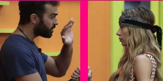Gf vip, Soleil Sorge minaccia di lasciare la Casa: c'entra l'ex Gianmaria Antinolfi