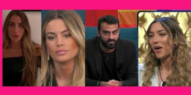Gf vip 6: Soleil Sorge smaschera Sophie Codegoni, Gianmaria Antinolfi e la sua fidanzata?