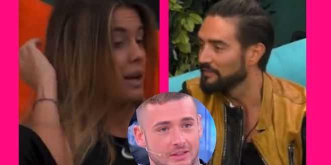 GF VIP 6, Sophie Codegoni si confida con Alex Belli sui problemi intimi avuti con Matteo Ranieri