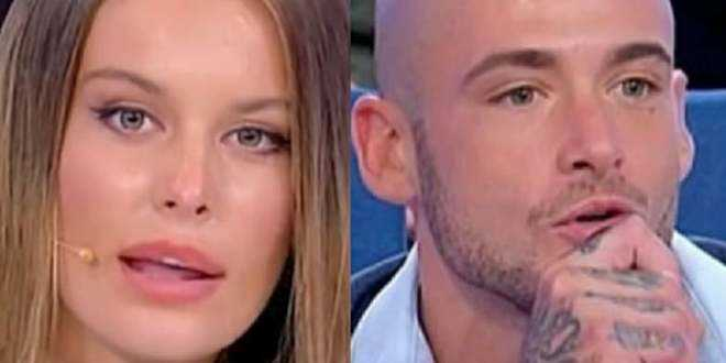"Uomini e Donne, Sophie Codegoni ingannata e umiliata: ""Fai schifo"""