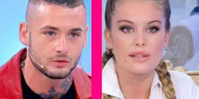Uomini e donne, Sophie Codegoni lontana da Matteo Ranieri: ecco che succede