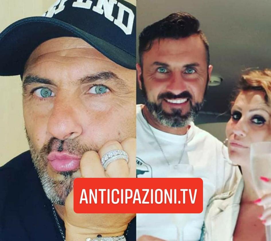 Gossip Uomini e Donne, Sossio Aruta dà spettacolo: insulti volgarissimi a uomini e donne