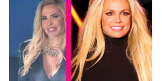 Star in the star al via, Ilary Blasi come Britney Spears: piovono critiche