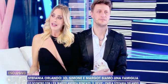 GF Vip 5, Stefania Orlando in crisi con Simone?