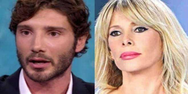 Stefano De Martino-Alessia Marcuzzi: lui smentisce il flirt, ma i conti non tornano