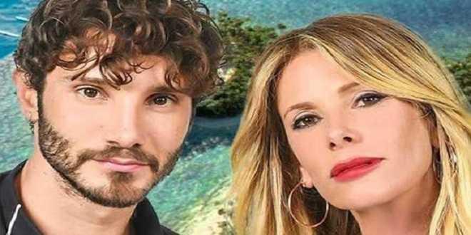 Stefano De Martino e Alessia Marcuzzi: i retroscena e la reazione del ballerino