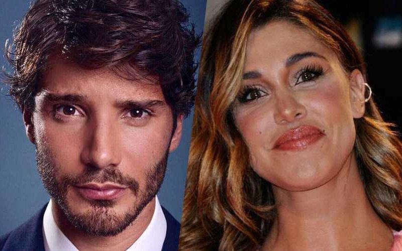Stefano De Martino e Belen Rodriguez sono tornati insieme: la foto del bacio