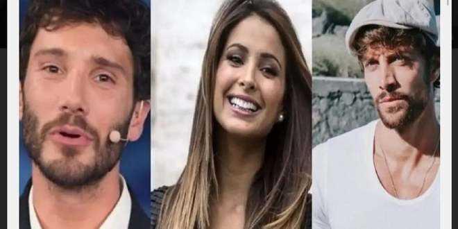 Stefano De Martino sotto accusa: il pesante insulto dell'ex fidanzato della sua Mariana
