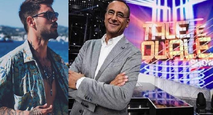 Tale e Quale Show 2019: Carlo Conti rivela cosa pensa di Francesco Monte
