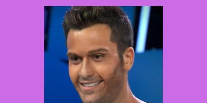 Tale e quale show, Pierpaolo Pretelli al debutto come Ricky Martin: è polemica