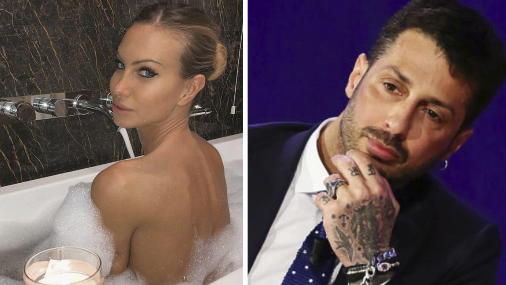 """Taylor Mega si rifà il sedere e Fabrizio Corona la punisce: """"L'ha sculacciata tutta la notte"""""""