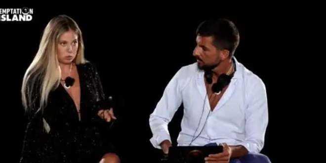 Temptation Island 2020, lo strano epilogo del falò di confronto di Davide e Serena