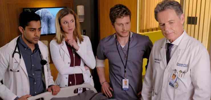 The Resident anticipazioni, puntata 9 luglio 2019: Conrad ancora contro Bell!