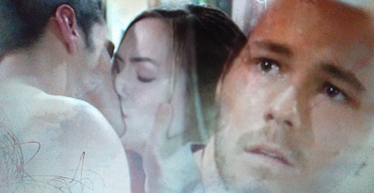 Beautiful anticipazioni, puntate americane: Thomas bacia Hope, ma lei lo respinge!