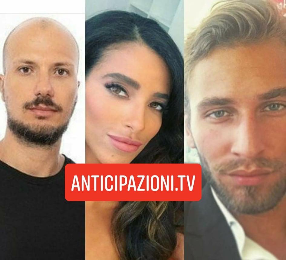 TI Vip 2019, Gabriele Pippo prende in giro la ex Silvia Tirado: il single Valerio rincara la dose