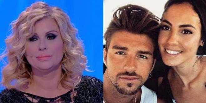 Tina Cipollari commenta il ritorno di fiamma tra Andrea Damante e Giulia De Lellis