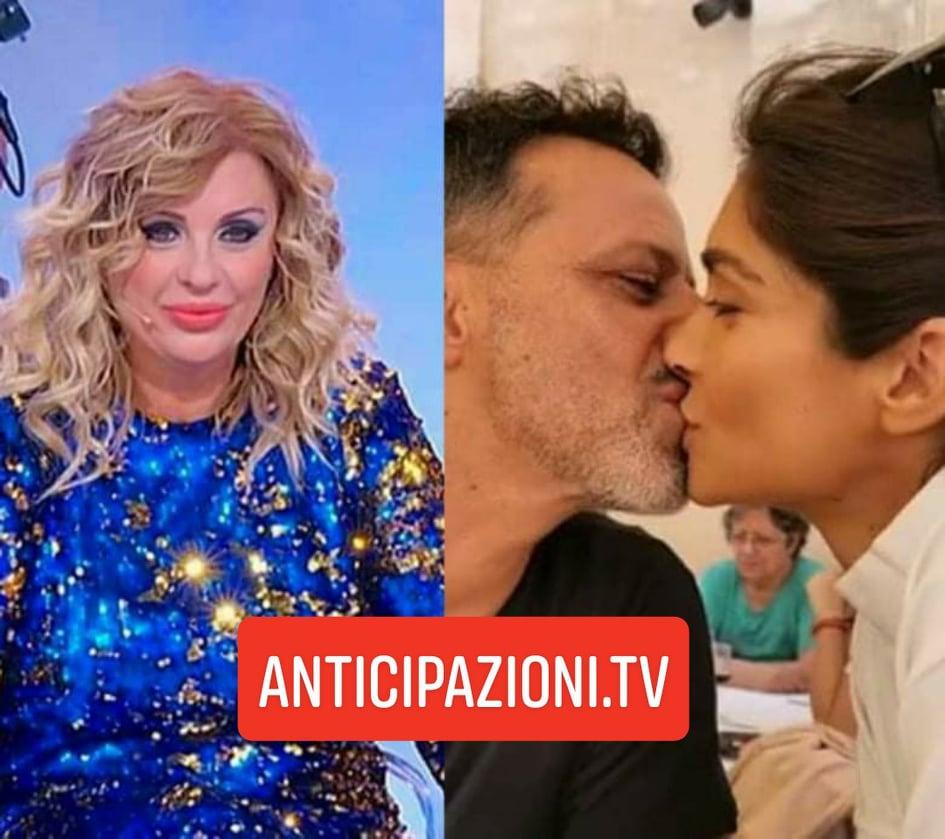 Uomini e Donne gossip, Tina Cipollari commenta le ultime vicende della coppia Kikò e Ambra