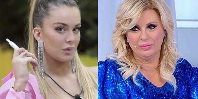 """GF Vip, Tina Cipollari si schiera dalla parte di Sophie Codegoni: """"Hai il mio appoggio"""""""