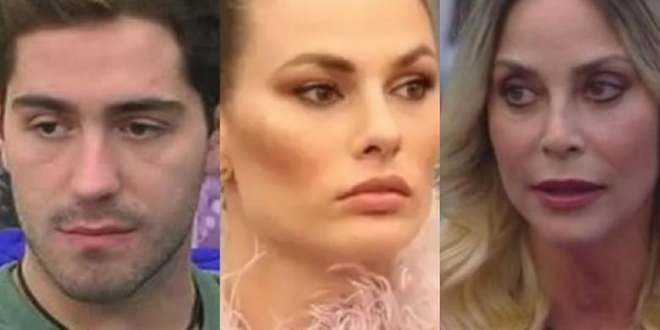 """GF Vip 5, Tommaso e Stefania """"costretti"""" a scusarsi con Dayane? I dubbi del pubblico"""