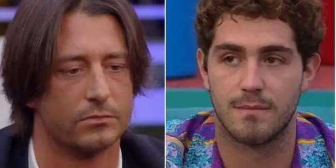 """GF Vip 5, Tommaso Zorzi a Francesco Oppini si dichiarano: """"Anche io sono innamorato di te"""""""