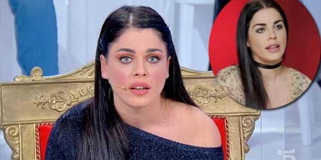 La tronista Samantha Curcio ha già partecipato a un programma