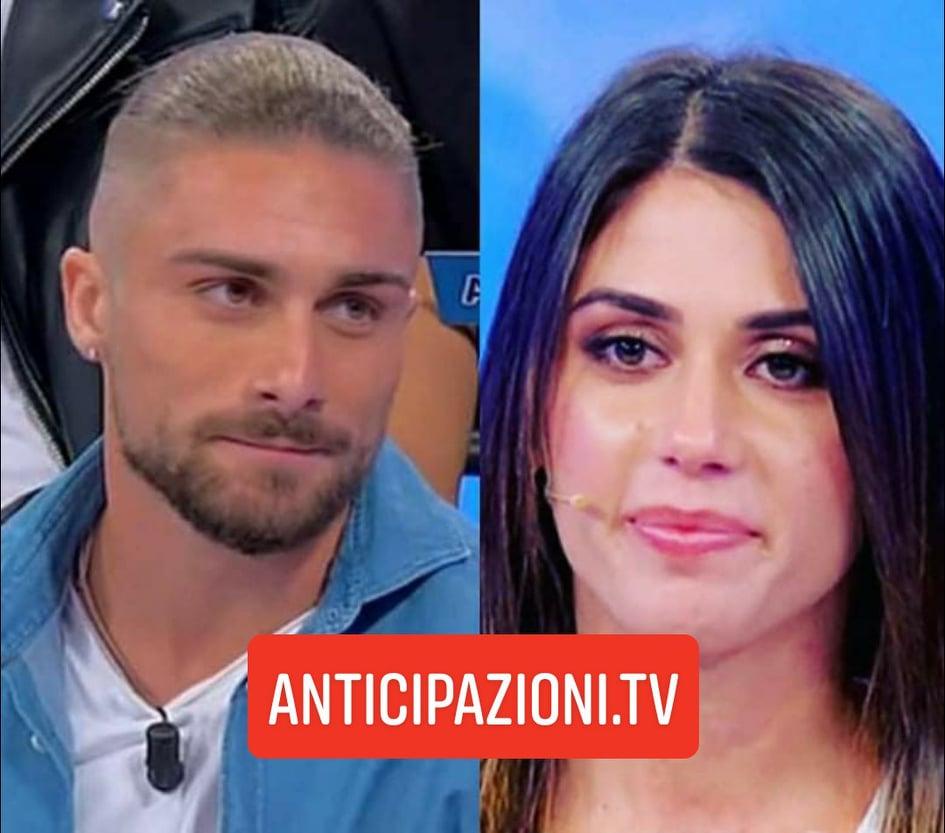 Uomini e Donne, anticipazioni trono classico 2-12-2019: la scelta di Giulia Quattrociocche