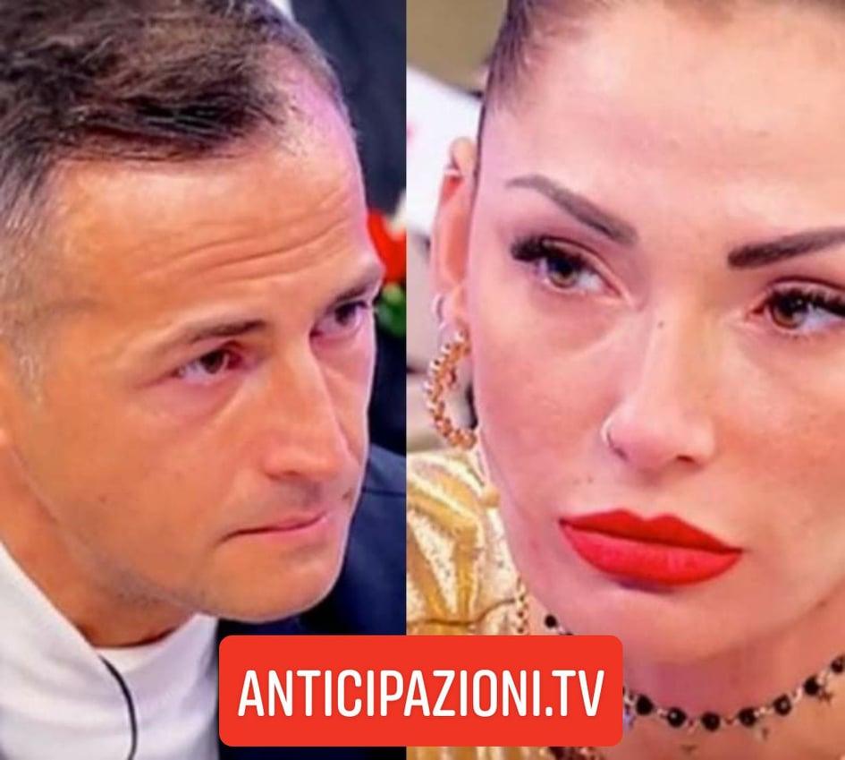 Uomini e Donne trono over 7-12-2019, Riccardo torna su Instagram: valanga di accuse a Ida