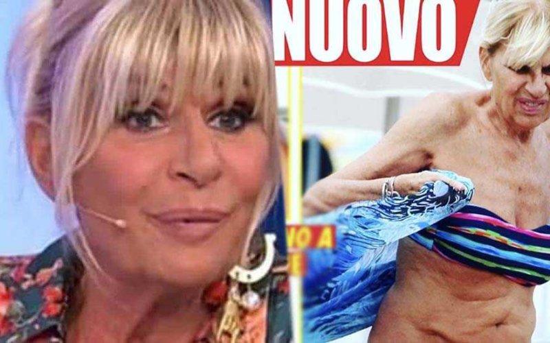 Uomini e Donne, gossip trono over: Gemma Galgani dà scandalo in bikini