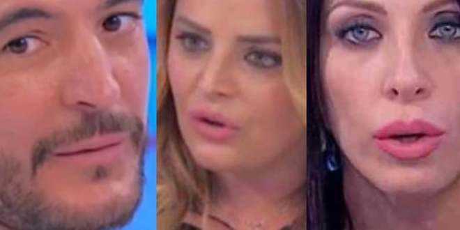 Trono over, Giovanni Longobardi si scaglia contro Roberta Di Padua e Valentina Autiero