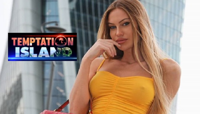 Temptation Island Vip, un super cachet per portare Taylor Mega tra le tentatrici?