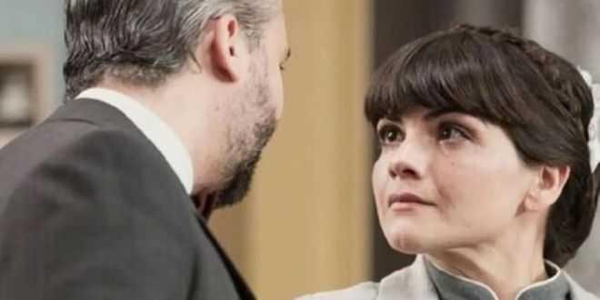 Una Vita anticipazioni spagnole: Laura decisa ad uccidere Felipe per denaro?