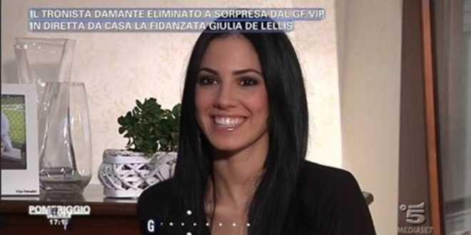 Uomini e Donne gossip, Giulia De Lellis vs Belen Rodriguez: la spunta la corteggiatrice